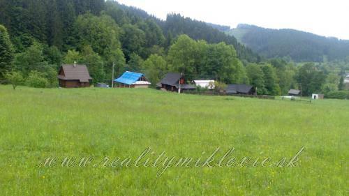 Rekreačný stavebný pozemok - Horná Mariková