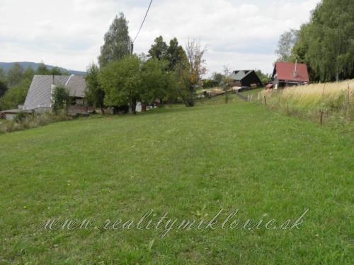 Stavebný rekreačný pozemok - Považská Bystrica