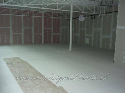 Nájomný priestor-holopriestor, 157,9 m2